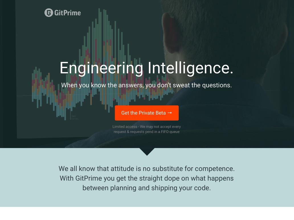 GitPrime: Engineering intelligence for technology leaders http://t.co/fwV03HQIjB http://t.co/j19svHCjpQ