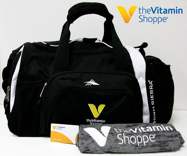 #vitaminshoppe fans: RT & enter for a chance to win this awesome swag pack. #fithappens http://t.co/gICDDDXJuQ