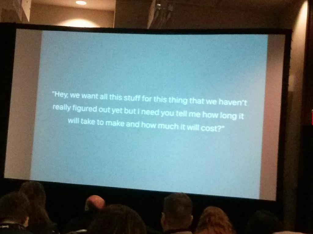 What the client conversation boils down to. @burtbrumme #FITCToronto #clientwork http://t.co/skSU5KdM3c