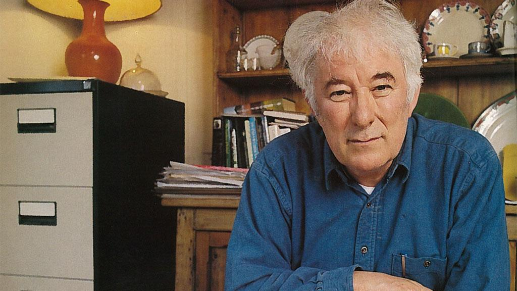a biography of seamus heaney a poet The seamus heaney poems community note includes chapter-by-chapter summary and analysis, character list, theme list, historical context, author biography and quizzes written by community members like you.