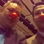 Image of rednose from Twitter