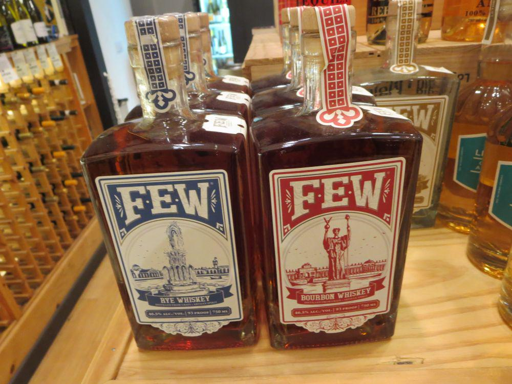 MT @pairedwineco: @FewSpirits​ is handcrafted and small-batched in Evanston and we carry their Rye and Bourbon. http://t.co/aY0E8zsRP3