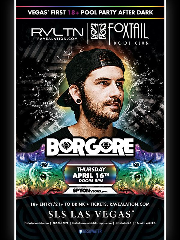 Experience #FoxtailAfterDark with @Borgore this Thursday. The event is 18+. http://t.co/yXi6KdF2VH http://t.co/mXcKDdefG2