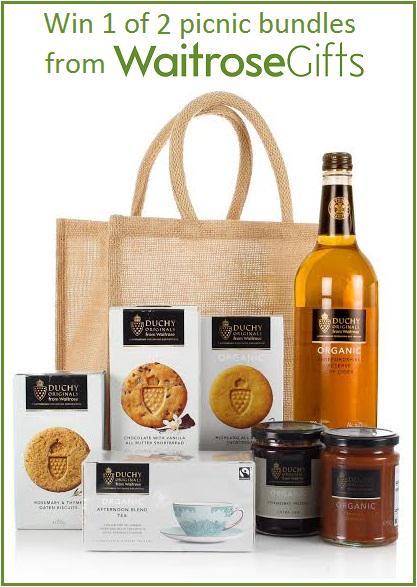 Follow & RT for a chance to #WIN 1 of 2 Duchy Originals from Waitrose organic picnic bundles! http://t.co/AcyxALAlSA http://t.co/SRqowgxZae