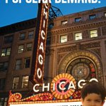 CHICAGO: Go see John Mulaney (@mulaney) film his new special at Chicago Theatre. Get tickets: http://t.co/zvb4OSsYWO