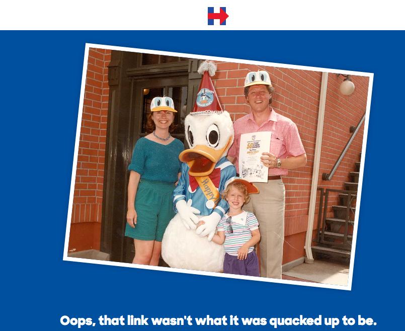 Hillary Clinton's epic 404 page (h/t @alyssabereznak) http://t.co/1rdZdi22ax