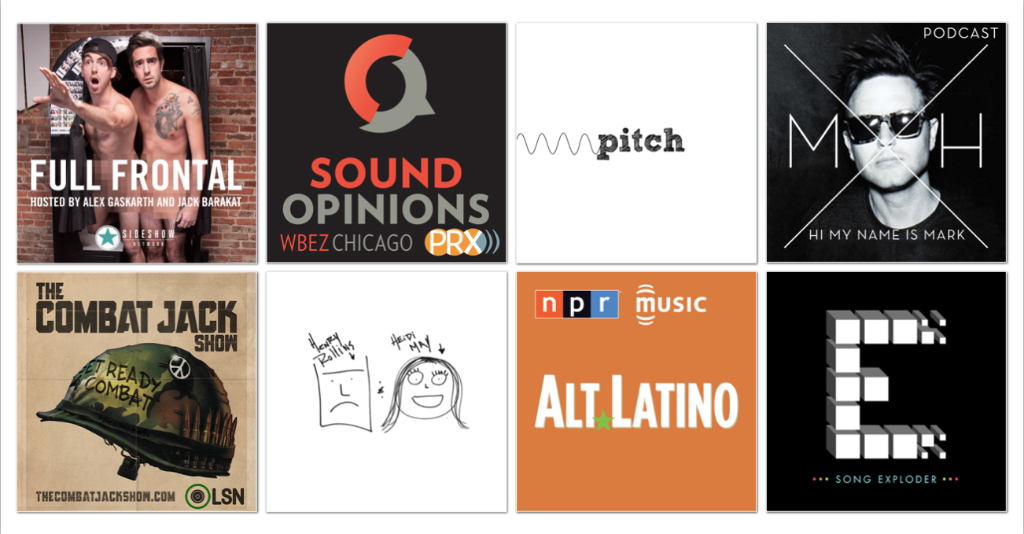We asked, you answered. Here are some of your favorite music podcasts: http://t.co/mp2uDu5gcm http://t.co/LLq05bjElQ