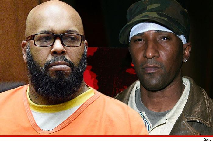 Suge Knight's hit-and-run victim cries on the stand... won't