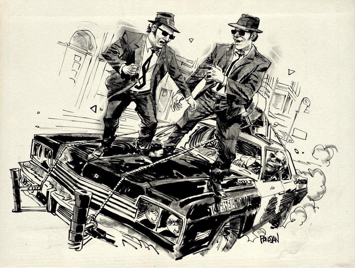 Blues Brothers Commission http://t.co/EjvKfGJsLL