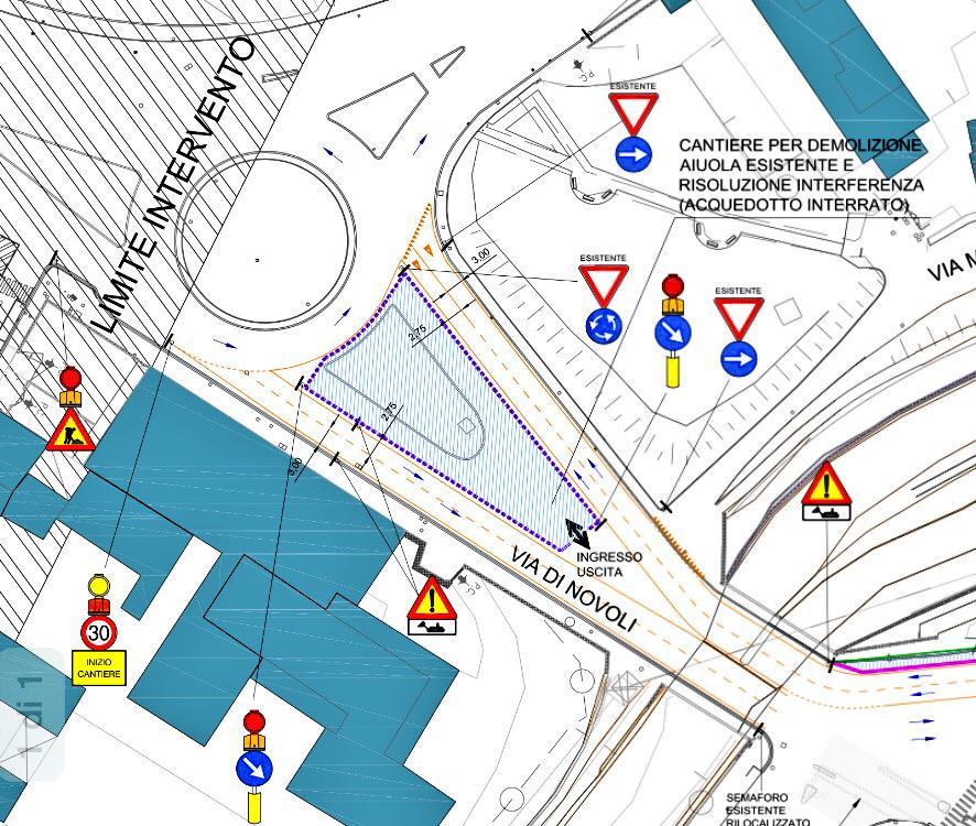 """RT @ferraro_filippo: #Tramvia #Linea2 Da domani restringimenti di careggiata alla rotonda Novoli-Forlanini. @muoversintoscan @comunefi http…<a target=""""_blank"""" href=""""http://t.co/nbi0tqdlry""""><br><b>Vai a Twitter<b></a>"""