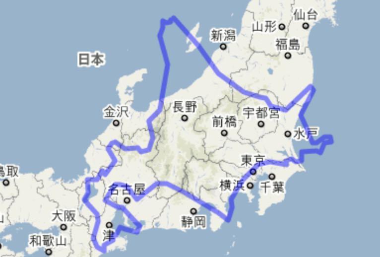 北海道感覚で考えれば、茨城も富山も三重も同郷 http://t.co/KUg4XKyxFv