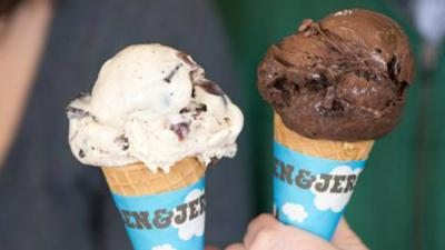 It's free cone day at Ben & Jerry's http://t.co/OP6VX7KnNP http://t.co/YJFZWjYNDp