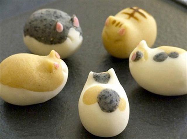 日本発の<猫型スイーツ>が『可愛すぎるぅ~』と世界でも話題に! | エンタメウス http://t.co/bwcbjHY0IG http://t.co/f6ksI5OeFG