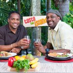 RT @tastetheislandz: To our friends watching @kvcr_tvfm in LA, look out for @ChefIrie with guest @AtoBoldon tonight at 6:30PM. http://t.co/…
