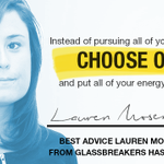 Feel like you're spread too thin? This advice is for you: http://t.co/zRmQz1jcTj @laurenmosenthal @Glassbreakersco http://t.co/bBkVFF7YMU