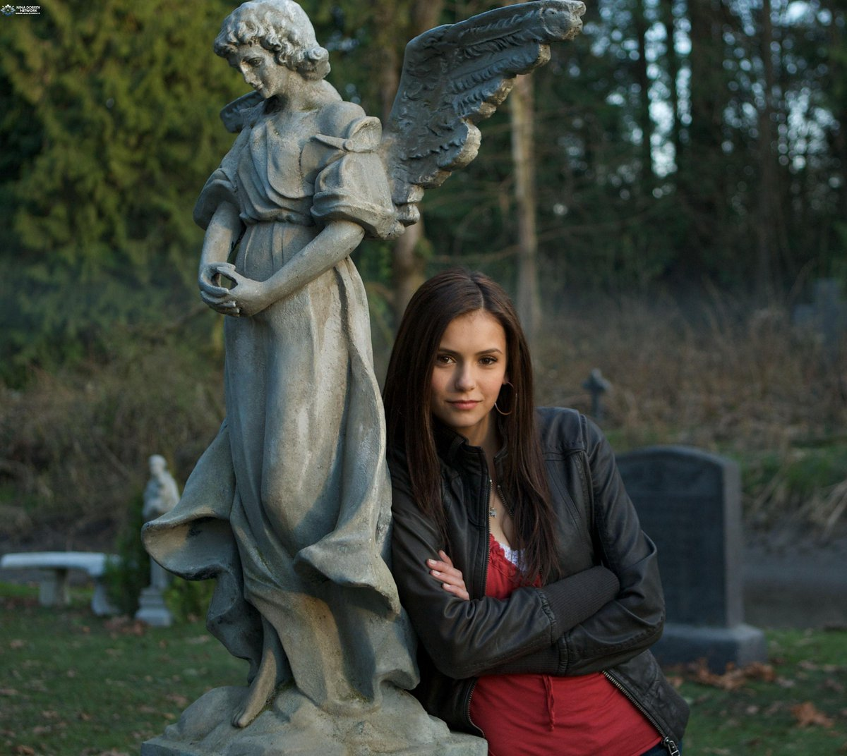 Forever Our Elena Gilbert! #GoodbyeNina #TVDFamily http://t.co/oaOWbrJCOe