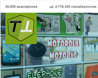 RT @AndroidHDYT: 20.000 suscriptores! Muchas gracias a todos de verdad :D http://t.co/v4b3XBCt8S