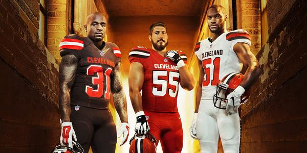 Cleveland Browns release NEW 2015 uniforms #BrownsUnis >>> http://t.co/vE1JbsHEpU http://t.co/JyHbc4Prel