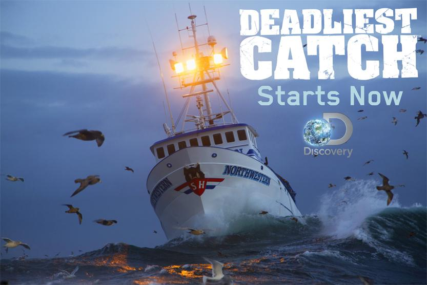Let's get this show on the road! RT if you're watching the Season Premiere of #DeadliestCatch. http://t.co/iFtFIlJbVr