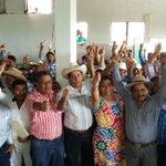 http://t.co/UD8zxyWp5P @alvar_rubio un líder al q la gente sigue con aprecio. Un candidato del PRI orgullosamente indígena. @FidelHerrera