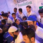 RT @anilkumble1074: Great initiative by Reliance foundation. Education for all. Thanks to Mrs. Ambani. More than 70k lives touched. http://…