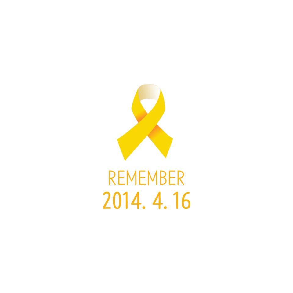 잊지 않겠습니다 #세월호1주기 #RememberSEWOL http://t.co/emEjrB45lt