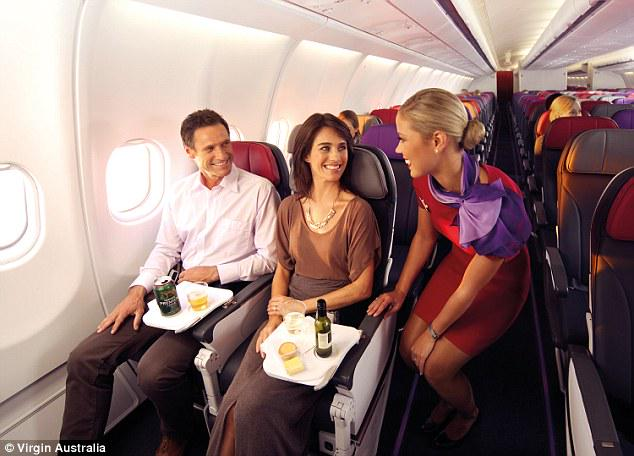 Virgin Australia announces domestic flights will now serve free food on all its flights