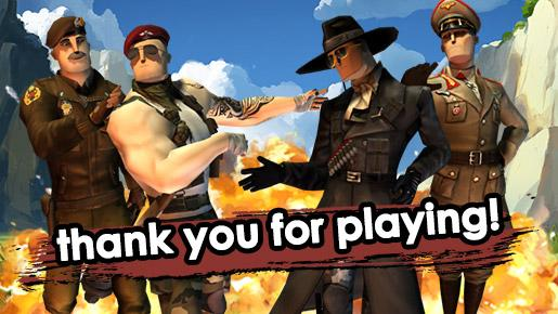 We would like to thank everyone who has played and supported @BFHeroes through the years. Thank you <3! http://t.co/34sHveelEE