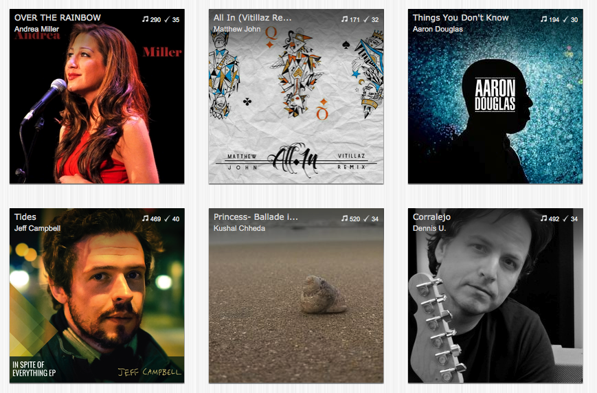 Hot tracks!  @Aaronstunes @MatthewJohnTV @its_andie @jeffcampbellSF @kushalchheda007 http://t.co/nLKFCXXu9H http://t.co/BZLzP3uPsQ