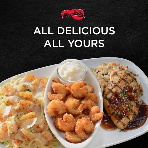 Come to #SeafoodTrios and enjoy 3 entrées on one plate for $15.99. http://t.co/j0wXW0yVf6
