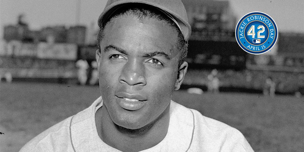 Every retweet this gets = a thank you to Jackie Robinson. #Jackie42 http://t.co/dasoIa5rIC