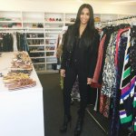 RT @EdwardBarsamian: When @ciara visits @voguemagazine, it's monochromatic magic. http://t.co/km3CnTKg8g