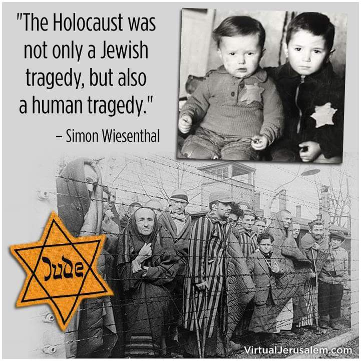 We will never forget #HolocaustMemorialDay http://t.co/038UG3UmEY