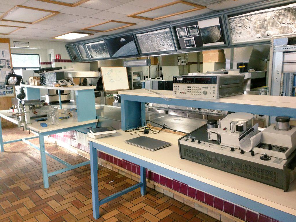 In case you were wondering what a McDonald's looks like converted to scientific use (http://t.co/aFQbF3L1GE) http://t.co/yZKmbQ08f6