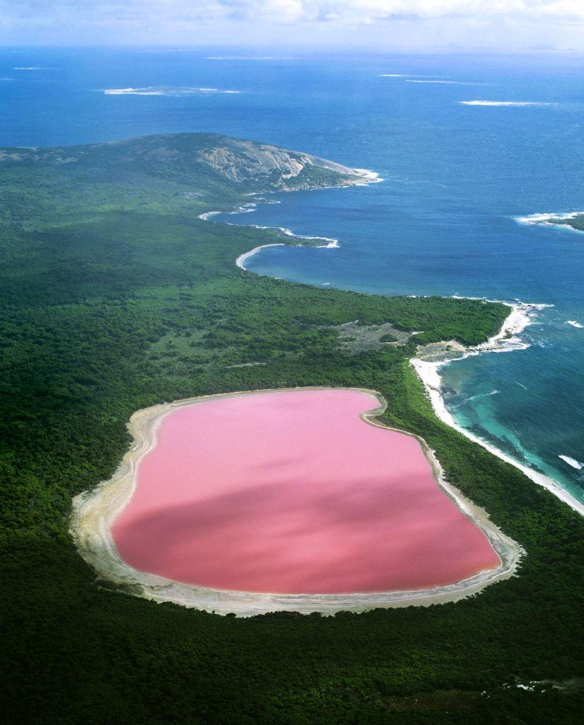 Pink Lake, Western Australia #Australia #PinkLake #Pink #Travel #Photography http://t.co/lHDUAKMOSl