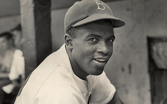 Today we celebrate the man who changed the game forever. #Jackie42 http://t.co/ucHqTm9dhb