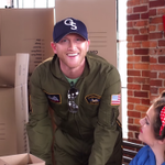 .@ColeSwindell has some big American icons supporting his #ACMAwards New Artist campaign: http://t.co/EBCc41GLTf http://t.co/3pGdxDytu1