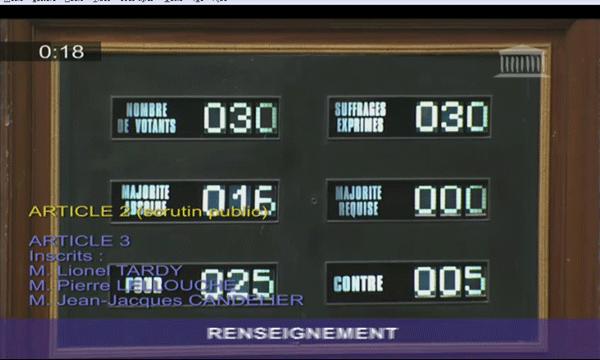 L'Assemblée adopte les boîtes noires qui surveilleront votre comportement http://t.co/77LRvVYMMv #PJLRenseignement http://t.co/77sxh4l8Vq