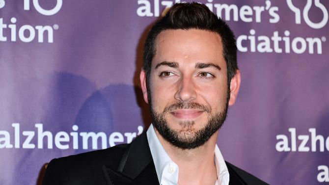.@ZacharyLevi will be hosting a new @Syfy game show,