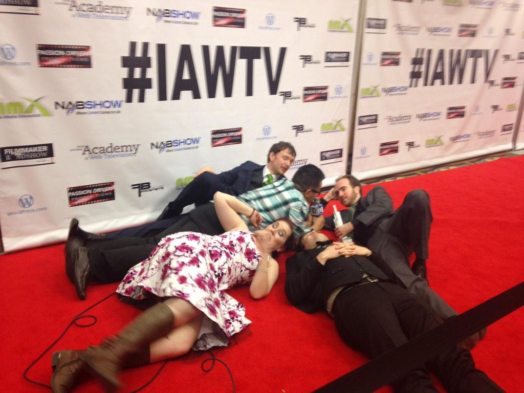 We to nap...cause we will never grow up! RT @CreateWithJenna: This is what happens when @NewPeterWendy wins!!! #IAWTV http://t.co/RnTlwSxv3s