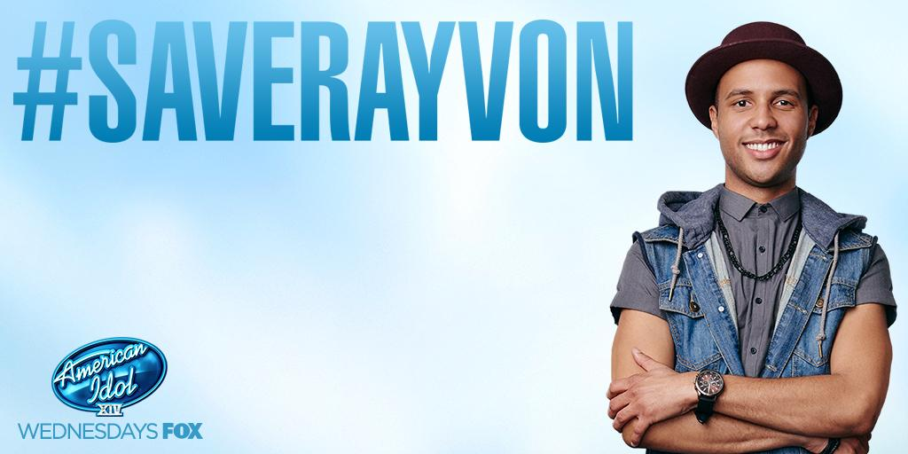 """@RayvonOwen: RETWEET TO SAVE ME! #SaveRayvon http://t.co/Fv5LhAGkZV"" LETS TWEET NOW!!!!!"