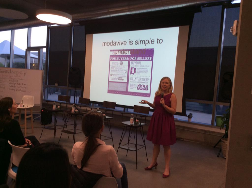 @laynegray shares @modavive fashion + philanthropy service to #SheTalksForum attendees http://t.co/j3g6CK4Biu