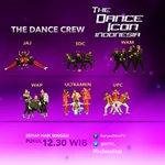 Saksikan penampilan 6 Dance Crew Terbaik se- Indonesia di #TheDanceIcon siang ini, LIVE pukul 12.30 di @SCTV_ http://t.co/qHhIHi1piL