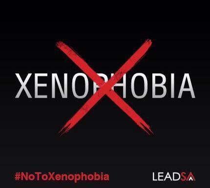 #NoToXenophobia http://t.co/DymVLvGxS1