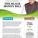 RT @jagdishshetty: Dr @Swamy39 on Fri 24th Apr at 6pm at Mumbai,KC College,Churchgate to speak on New Black Money Bill,register & attend ht…