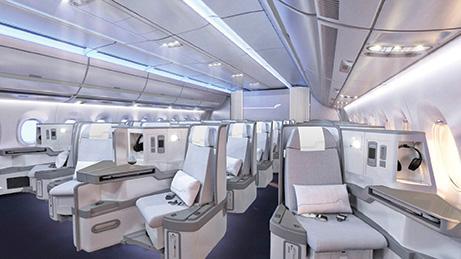 RT @Aurinkomatkat_: Aurinkomatkojen ensi talven HongKong Borneo yhdistelmämatka lennetään A350Finnair koneilla h…