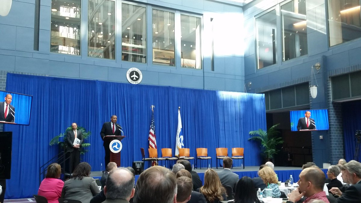 .@SecretaryFoxx is demystifying #TIGER discretionary grants  at @USDOT's #TIGERSummit #transportation http://t.co/3ukU5t38Gi