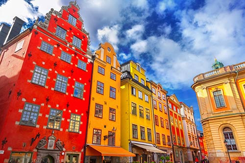 Expat @dlansky shares a funny story about what it's like to live in Sweden: