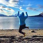 Nok en herlig solskinnsdag i #Tromsø. Sjekk bildene fra #våritromsø http://t.co/FNDMQ1JGOp http://t.co/uBJPz2WVRo