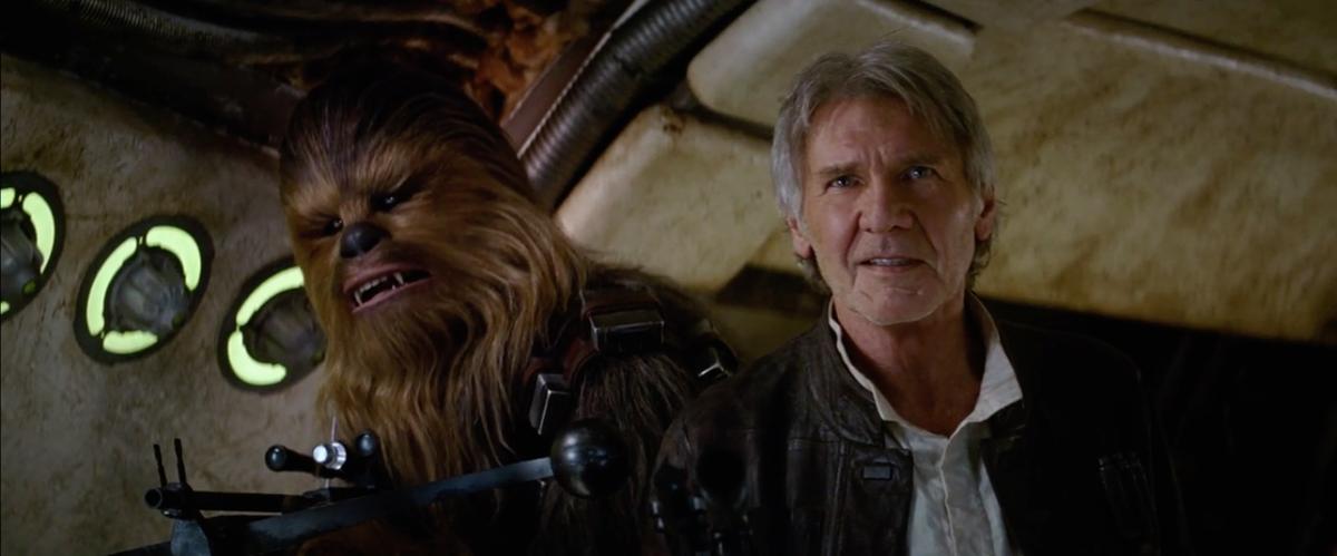 """Chewie, we're home."" http://t.co/MLvV1JnJTK"